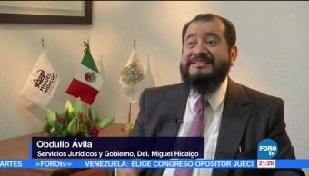Conciliaciones Empresarios Ciudadanos CDMX Delegación Miguel Hidalgo
