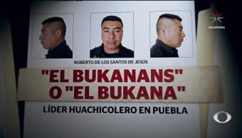 Vuelve Escapar El Bukana Lider huachicolero Puebla Vicente Guerrero