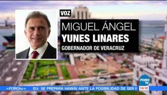 Gobernador De Veracruz, Miguel Angel Yunes Linares, Declarara, Contra Duarte