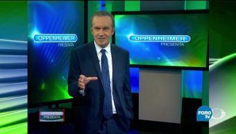 Oppenheimer Presenta Programa Julio Nasa Mario Perez