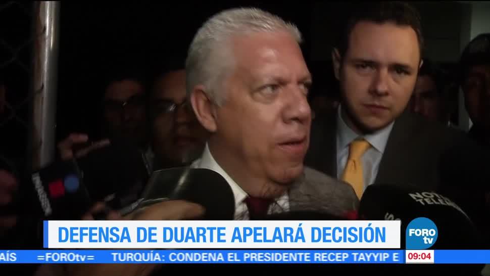 Vinculan A Proceso, Javier Duarte De Ochoa, Exgobernador De Veracruz, Reclusorio Norte