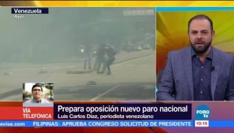 Aumentan, Protestas, Violencia, Caracas