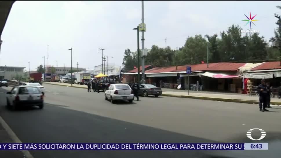 Seguirá operativo, seguridad reforzada, Tláhuac, enfrentamiento