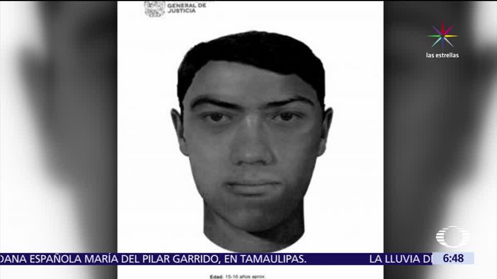 gobierno de Tamaulipas, retrato hablado, hombre vinculado, desaparición, española Pilar Garrido