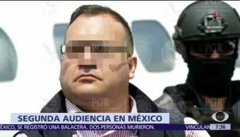 juez de la CDMX, vinculan a proceso, Javier Duarte, delincuencia organizada, recursos de procedencia ilícita