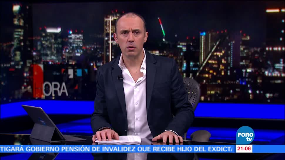 Noticias Forotv Hora 21 Programa Completo Migrantes