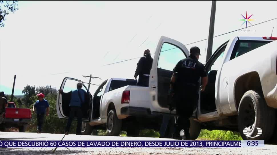 Enfrentamiento Huachicoleros Puebla Muertos