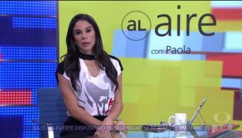 Al aire, Paola Rojas, Programa, 2017