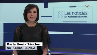 Las Noticias Con Karla Iberia Programa Completo Julio 2017