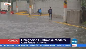 Televisa News Inundaciones Reclusorio Oriente Lluvia
