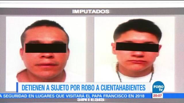 Televisa News Asaltantes Cuentahabientes CDMX Policia