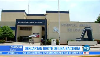 Intensifican Medidas Seguridad Hospital General Mochis