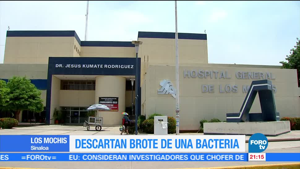 Intensifican Medidas Seguridad Hospital General Mochis