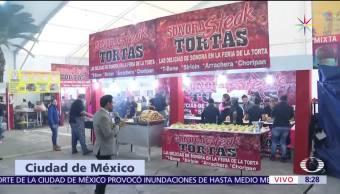 Inicia, Feria, Torta, CDMX