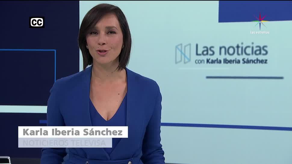 Las noticias Karla Iberia Programa Noticias