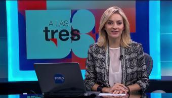 Paula Ordorica Las Tres Programa Completo
