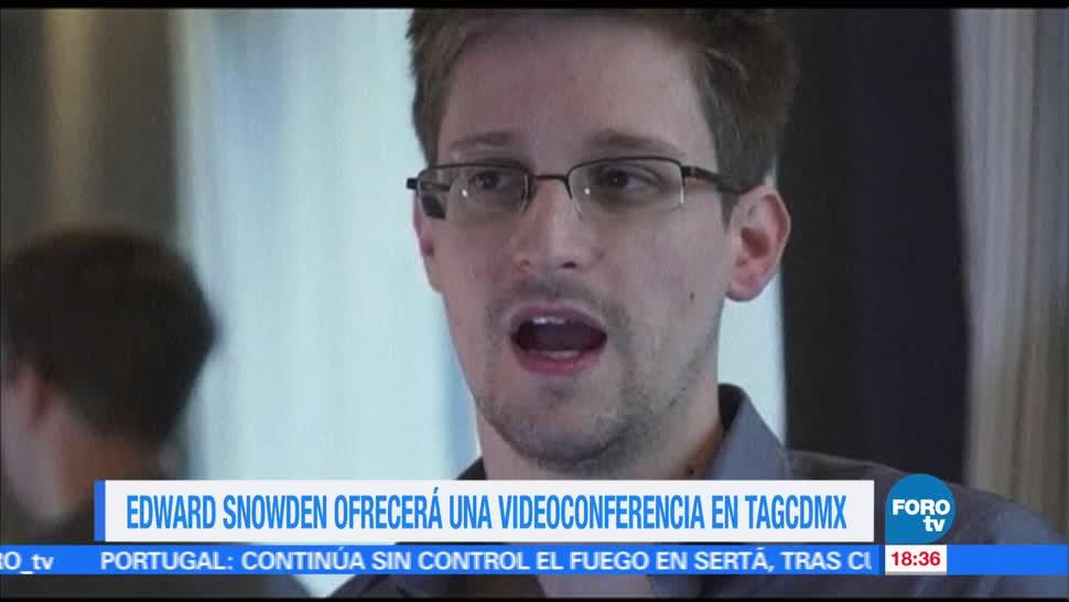 Agosto TagCDMX Edward Snowden Exagente CIA