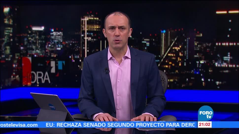 Hora 21 Programa Julio Julio Patán Tláhuac Socavón