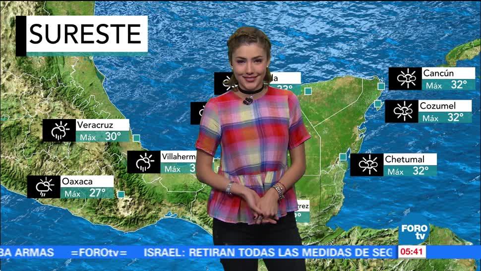El Clima Con Daniela Álvarez
