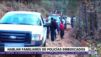 Policías, asaltados, Guerrero, Prospera