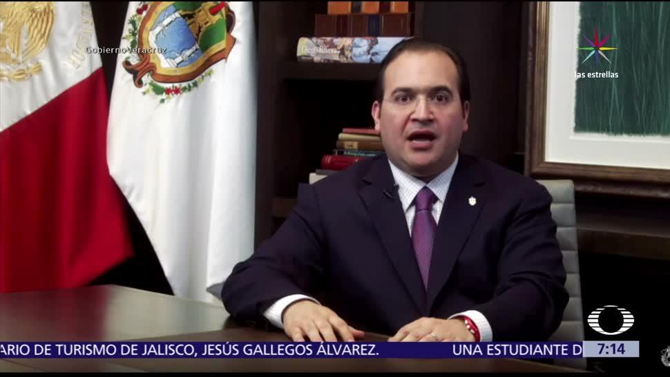 Defensa, Javier Duarte, vinculación, proceso
