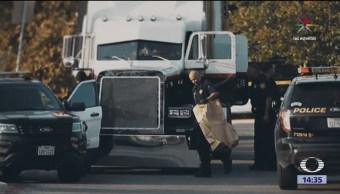 Televisa News Migrantes Atrapados Trailer Pagar