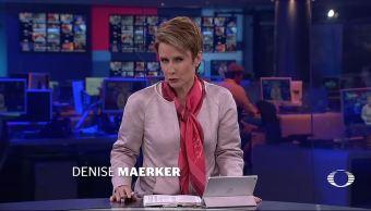 Punto Denise Maerker programa 27 julio