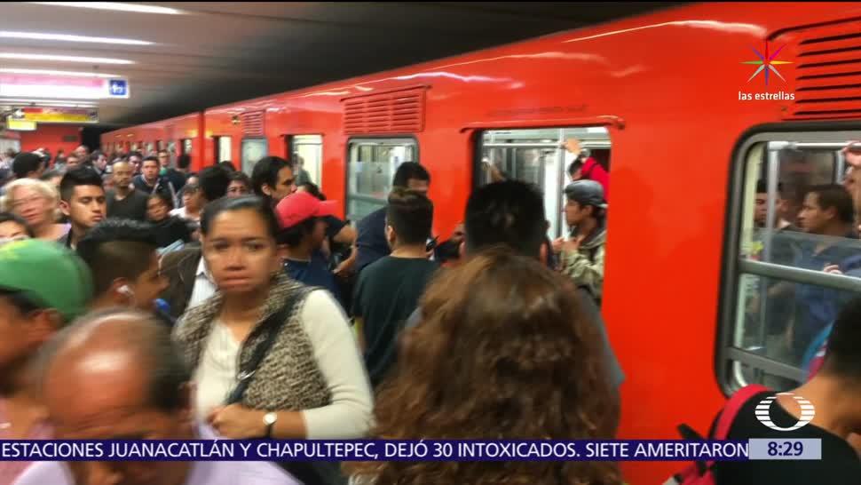 Televisa News Falla Linea Metro CDMX