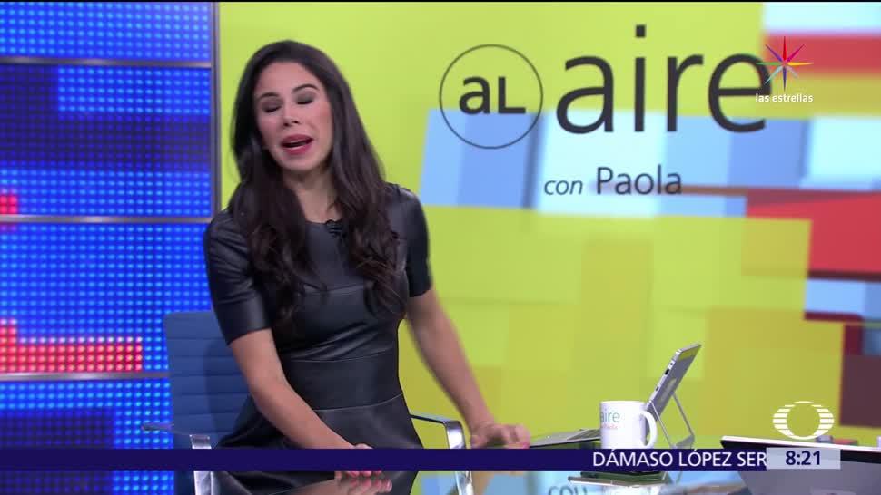 Rojas Al aire Paola Rojas Programa