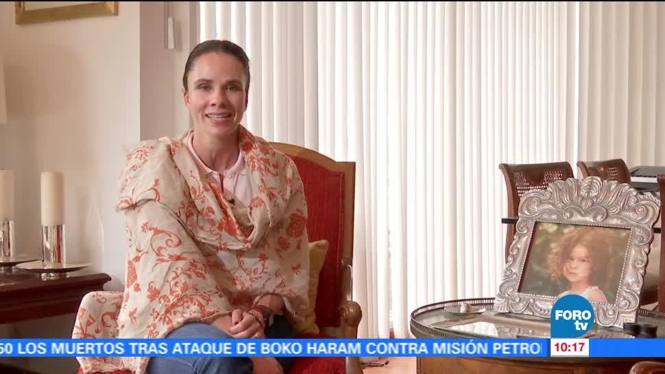 Alejandra Diener Presenta Reportaje Ilusion Alternativas