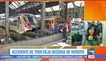 Abren Comision Investigacion Accidente Tren Espana
