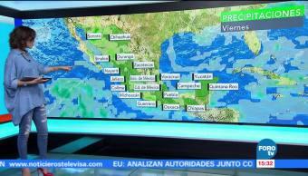 Clima A las tres 28 julio Daniela Alvarez