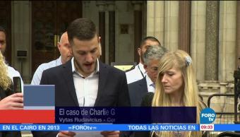 Muere Bebe Britanico Charlie Gard Gran Bretana