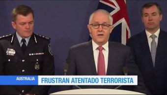 Frustran un atentado terrorista en Australia