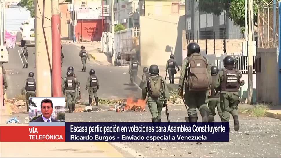 Eleccion Venezuela Transcurre Jornada Creciente Tension
