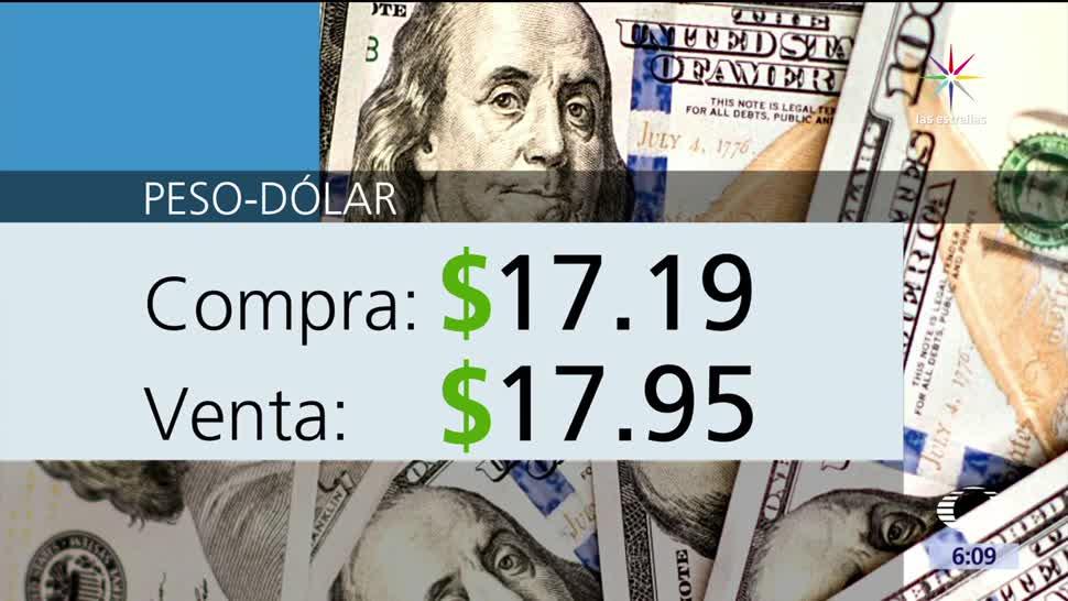 dólar, vende, 17.95, casas de cambio, Aeropuerto de la Ciudad de México