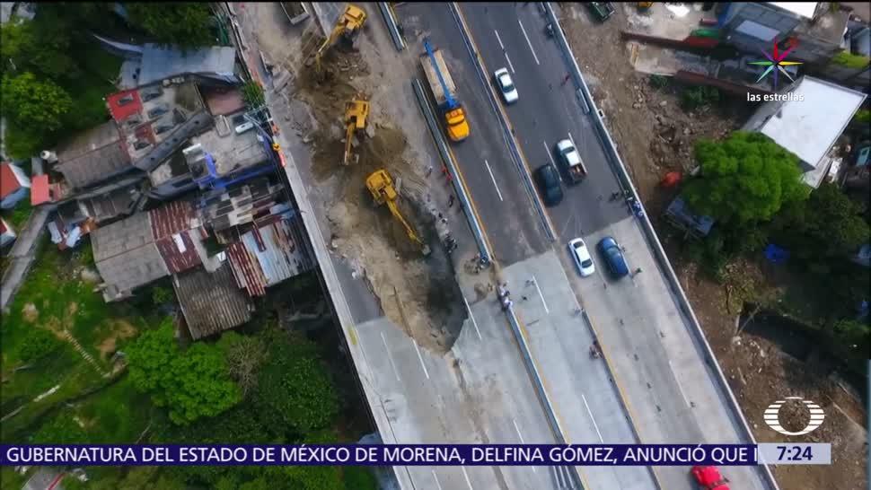 Constructora, Paso Express, desvincula, proyecto