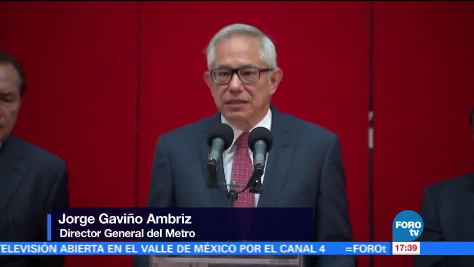 Lluvias Basura Provocaron Corto Metro De La Cdmx Jorgue Gaviño Director General Del Metro