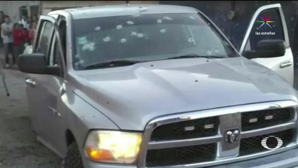 Violento Fin Semana Guanajuato Personas Asesinadas