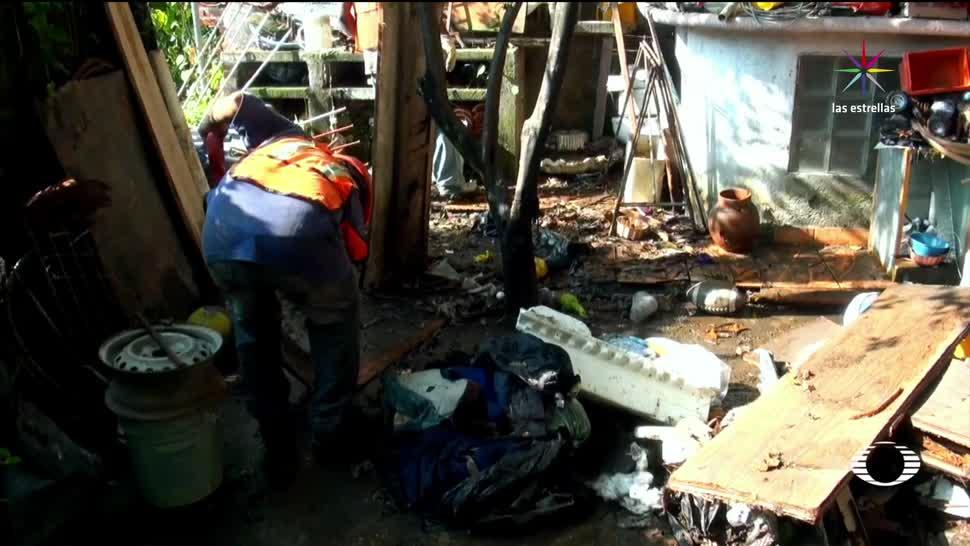 Fin Semana Inundaciones Paso Express Cuernavaca