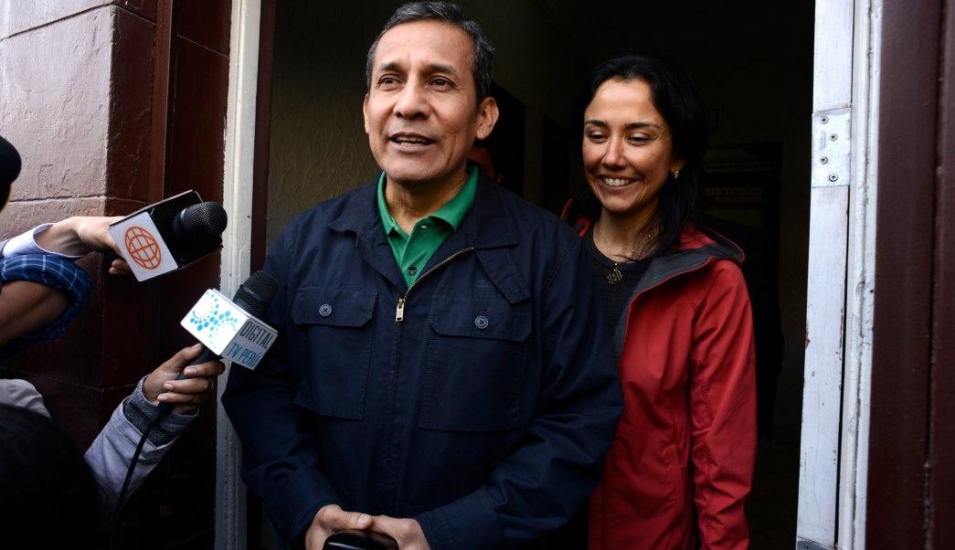 expresidente, Perú, Ollanta Humala, perú, prisión, detenido