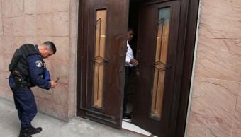 Grupo Feminista Explosivo Edificio Episcopado Mexicano