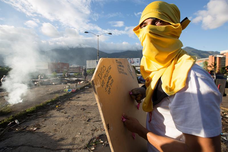 Oposición venezolana anuncia nuevas protestas contra Constituyente