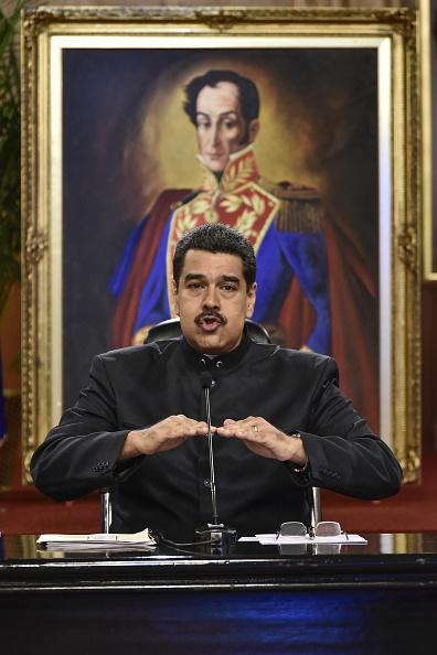 Nicolás Maduro, presidente de Venezuela, venezolano, caracas, conferencia