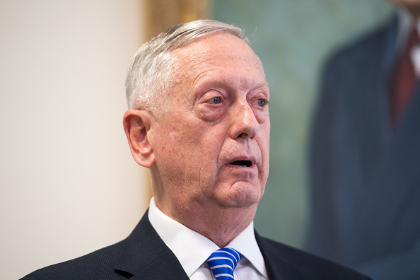 Defensa de EU, James Mattis, jefe del pentagono, Estados Unidos, norcorea