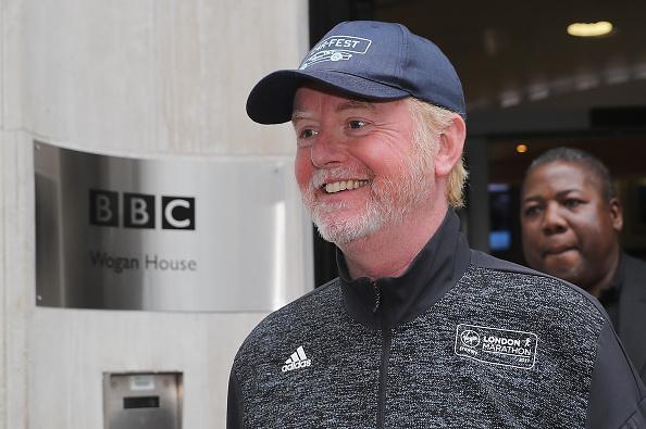 Chris Evans, BBC, Wogan Casa, Breakfast, radio