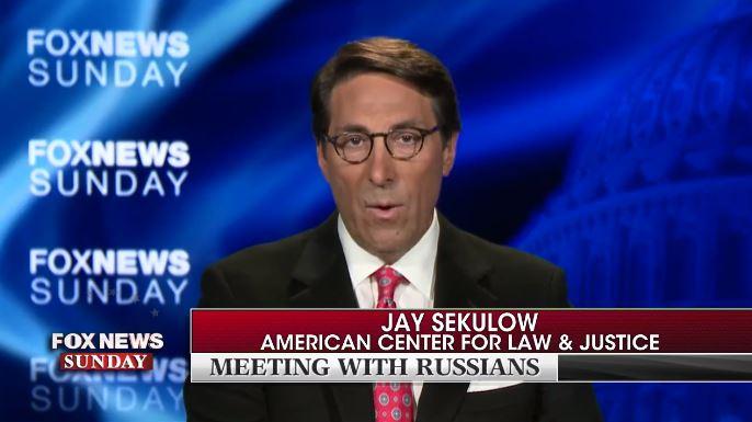Trump jr, Jay sekulow, Fox news, Hillary clinton, Eleccion presidencial