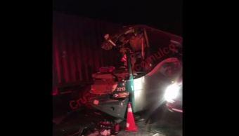 accidente deja 12 lesionados en michoacan
