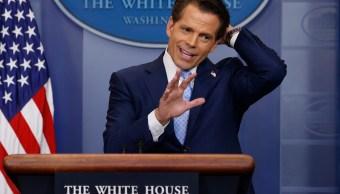 Casa Blanca, renuncia, Sean Spicer, Scaramucci, portavoz, Trump
