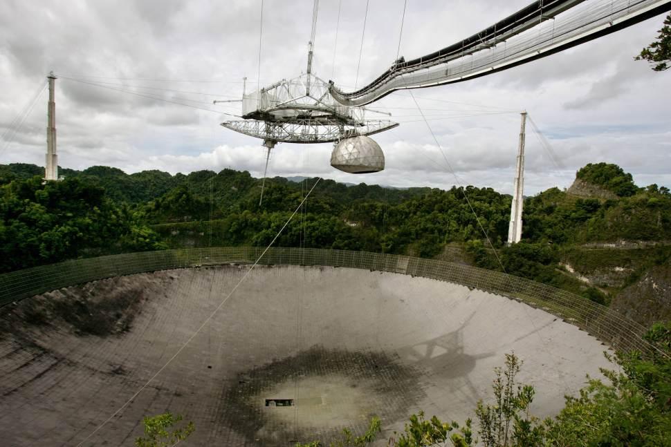 Arecibo, Puerto Rico, Señal misteriosa, espacio, espacio profundo